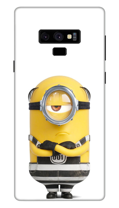 Upset mininion Hard Case For Samsung Note 9