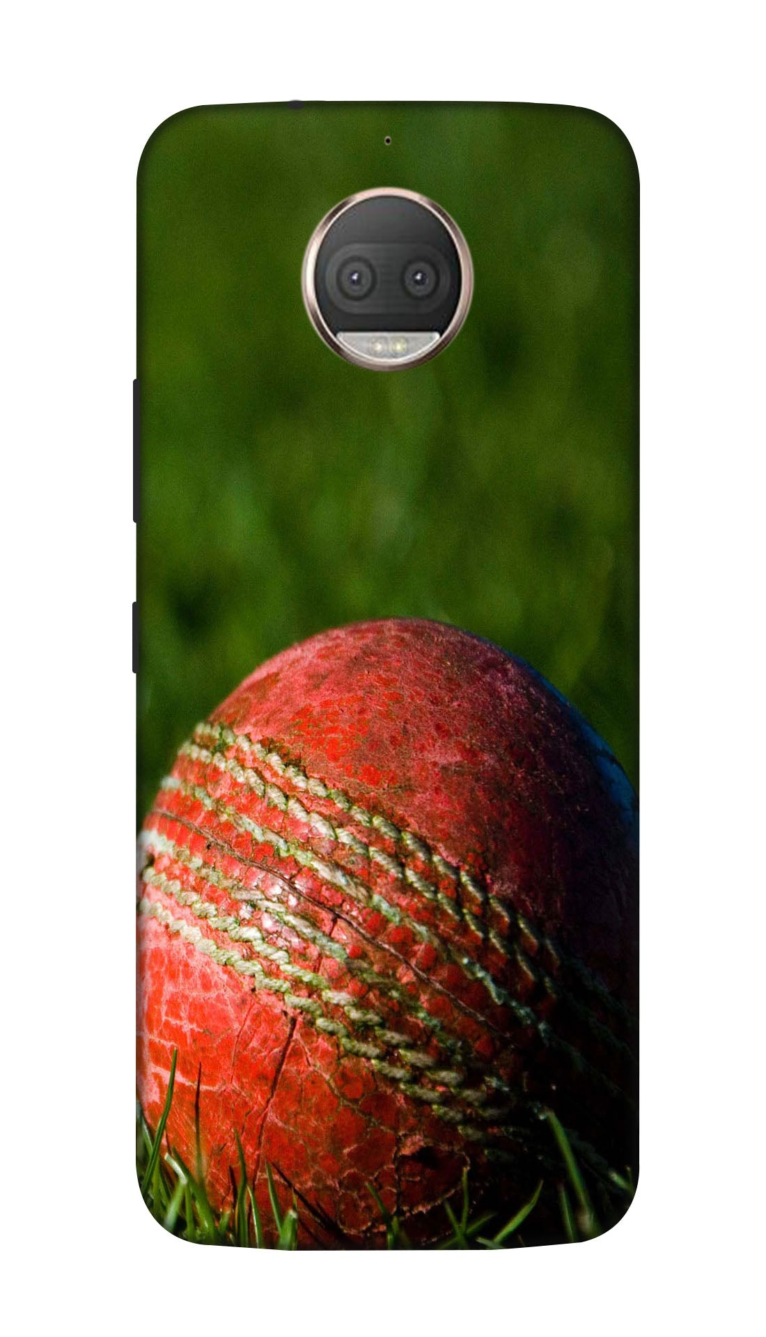 Cricket ball Hard Case For Moto G5S Plus