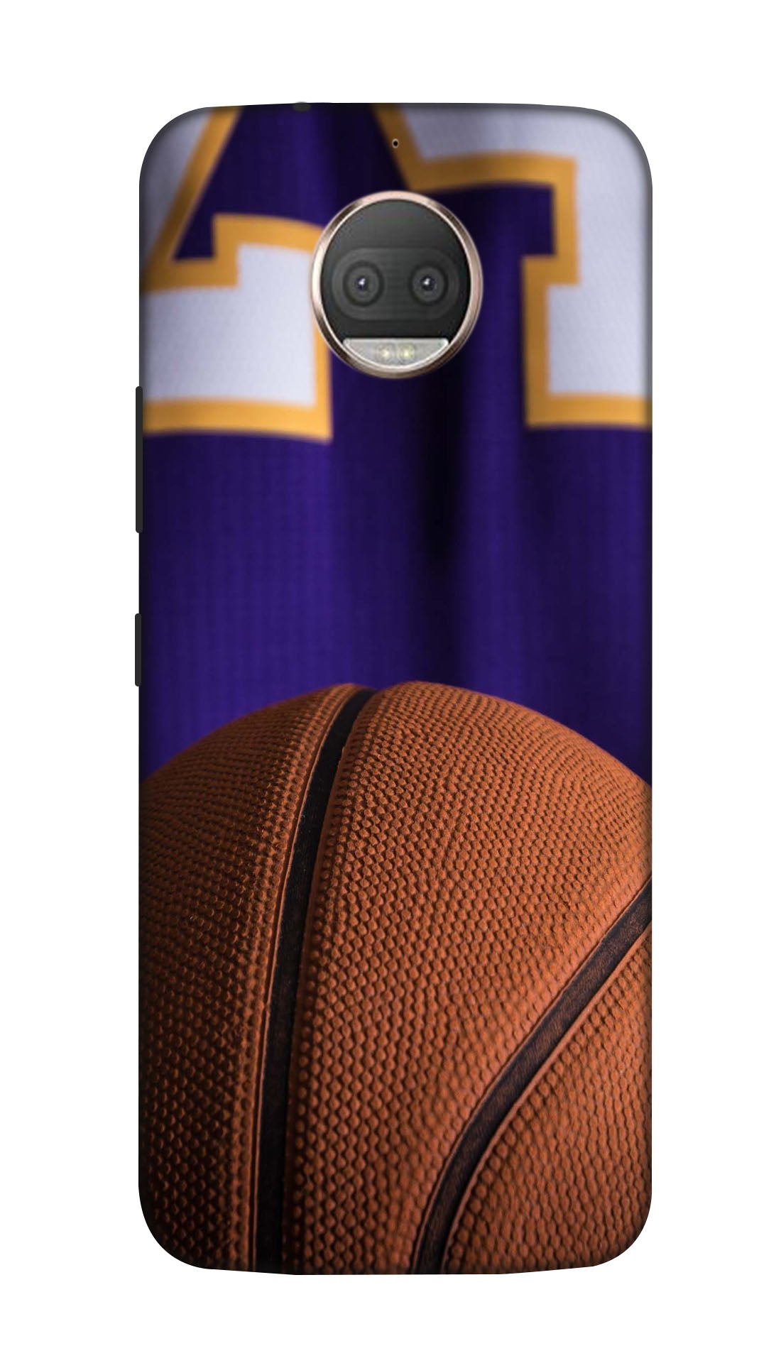 Ball part Hard Case For Moto G5S Plus