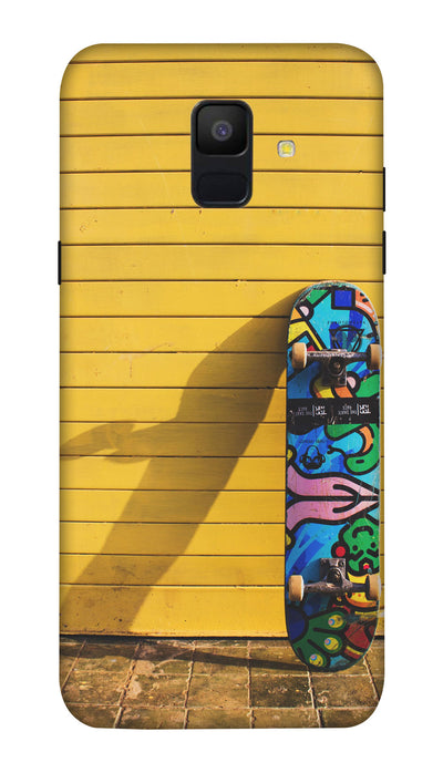 skate Hard Case For Samsung A6