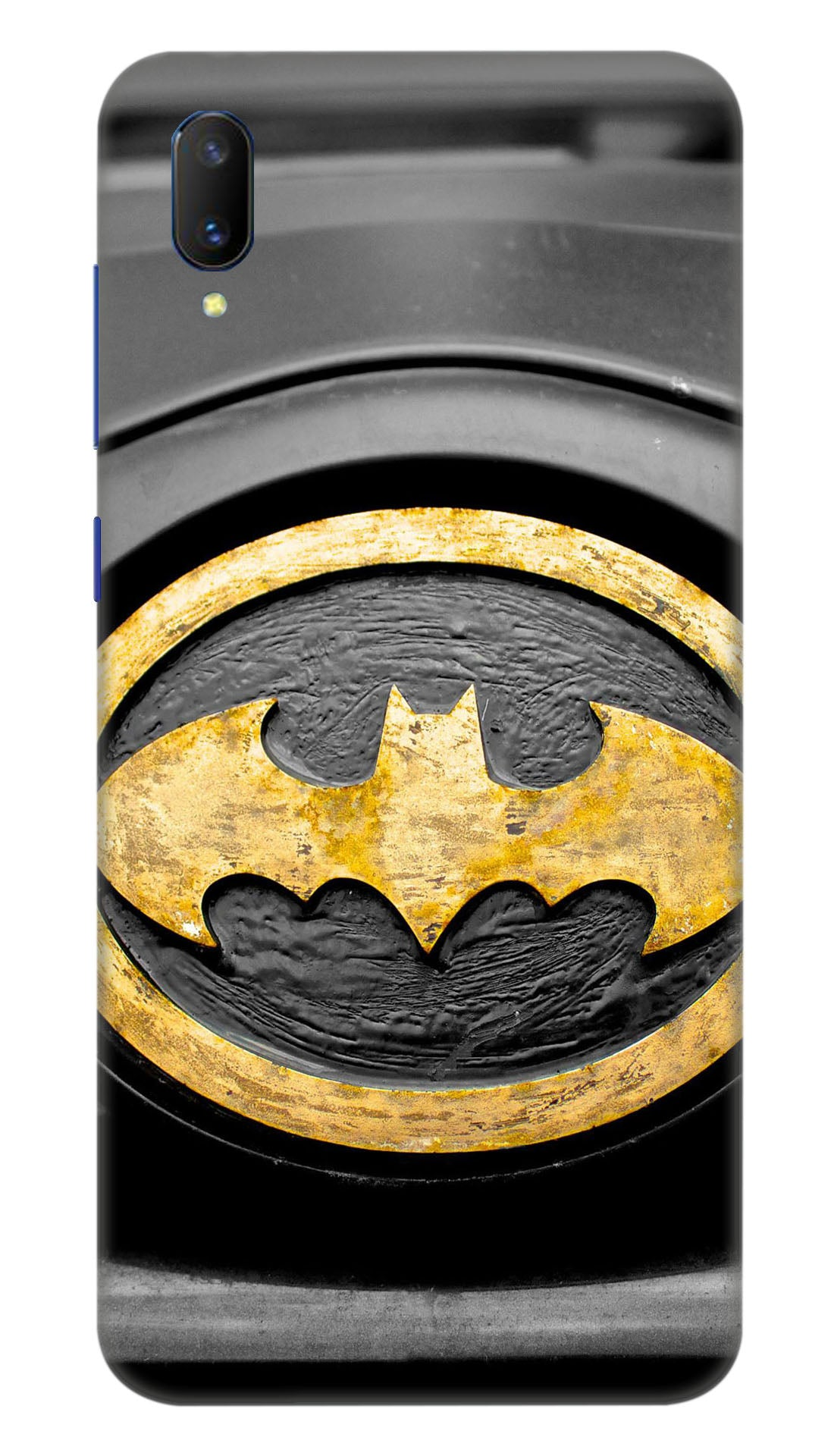 Bat man logo Hard Case For Vivo V11 Pro