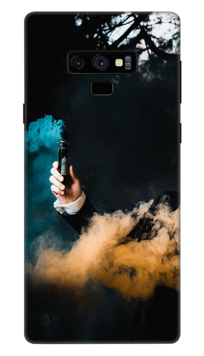 Classy smoke pic Hard Case For Samsung Note 9