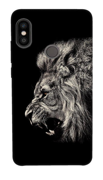 Roaring lion Hard Case For Redmi Note 5 Pro
