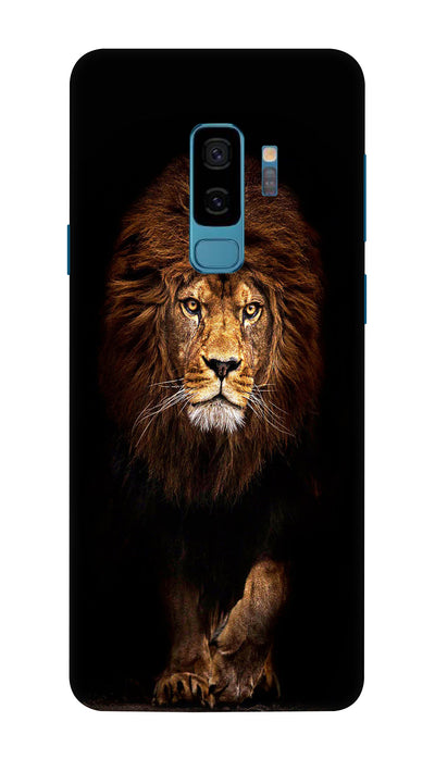 Walking Lion Hard Case For Samsung S9 Plus