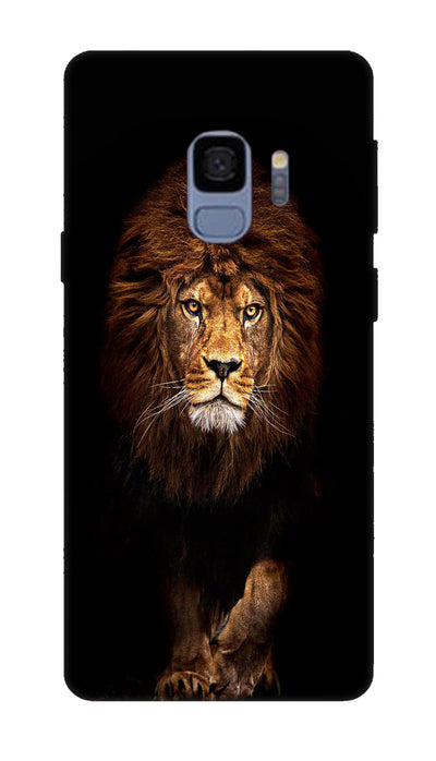 Walking Lion Hard Case For Samsung S9