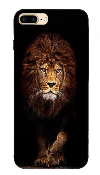 Walking Lion Hard Case For iPhone 7 Plus