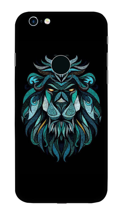 Lion art Hard Case For Apple iPhone 6S