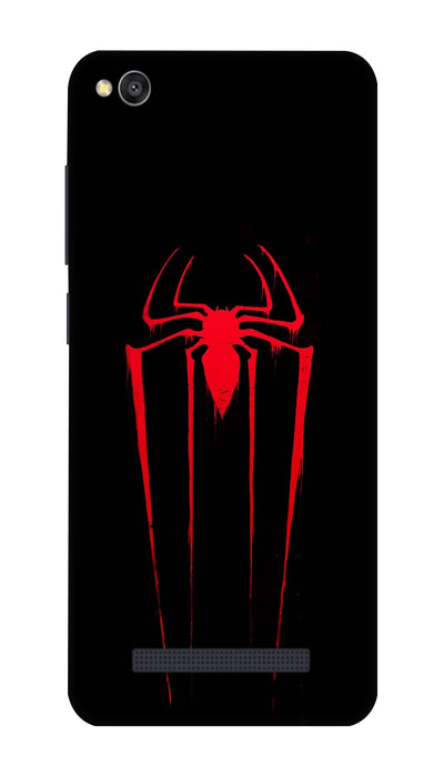 Red spider Hard Case For Redmi 4A