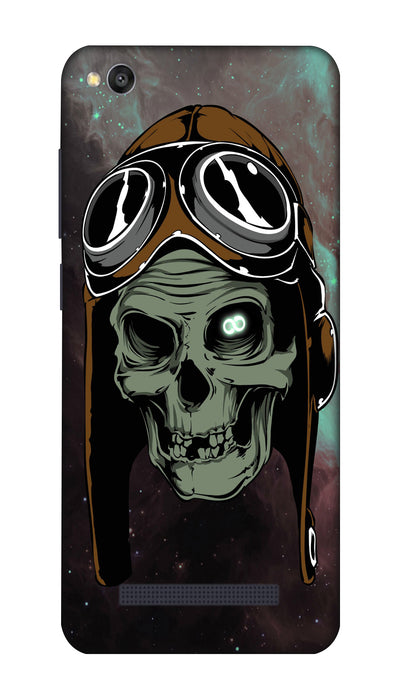 Scary skull Hard Case For Redmi 4A