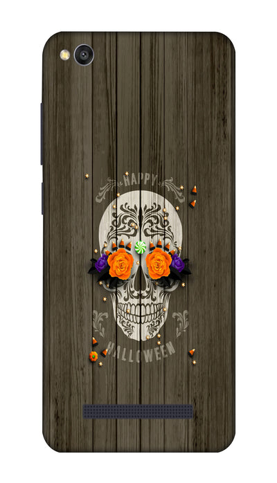 Halloween Hard Case For Redmi 4A