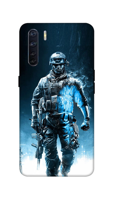 Pub g fighter Hard Case For Oppo F15