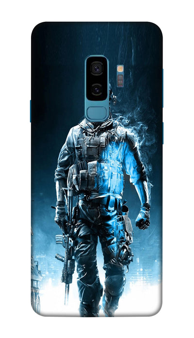 Pub g fighter Hard Case For Samsung S9 Plus