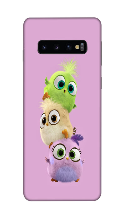 Lovely owl Hard Case For Samsung S10 Plus