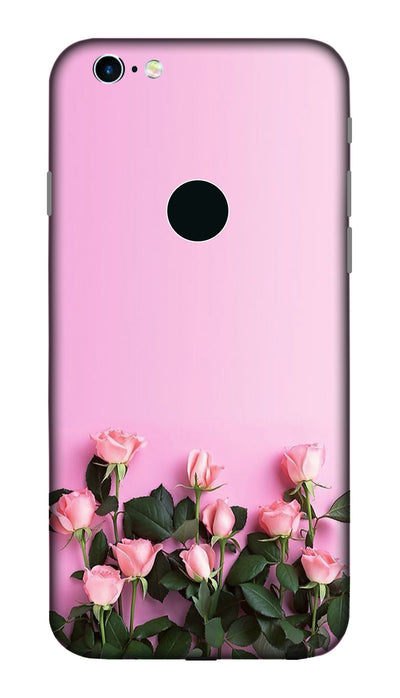 Peach roses Hard Case For Apple iPhone 6S