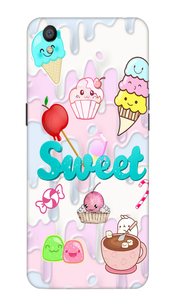 Sweet Hard Case For Oppo A37
