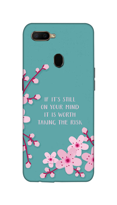 Risk quote Hard Case For Oppo A5S