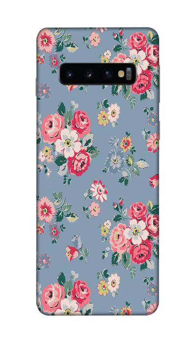 Lovely flowers Hard Case For Samsung S10
