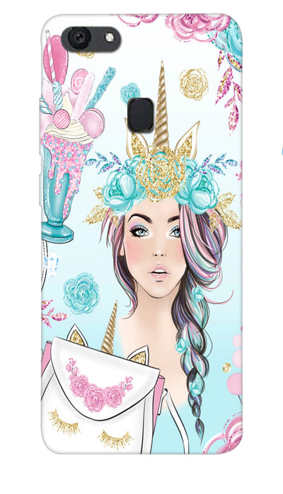 Princess Hard Case For Oppo F5