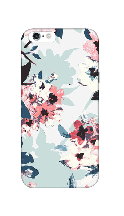 Sober flower Hard Case For iPhone 6S Plus