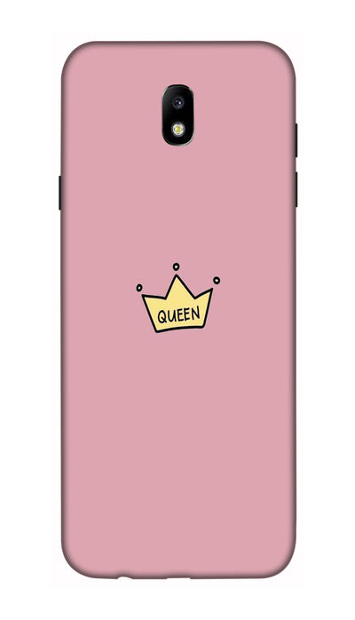 Queen Hard Case For Samsung J7 Pro