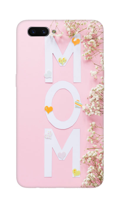 Mom Hard Case For Oppo A3S