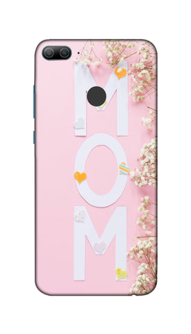 Mom Hard Case For Honor 9 Lite