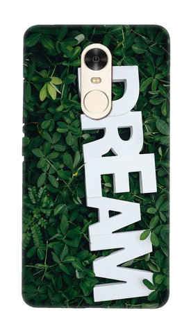 Dream  Hard Case For Redmi Note 4