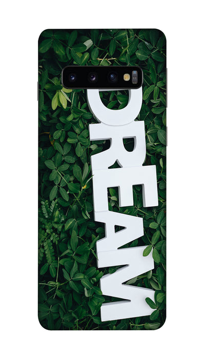 Dream  Hard Case For Samsung S10 Plus