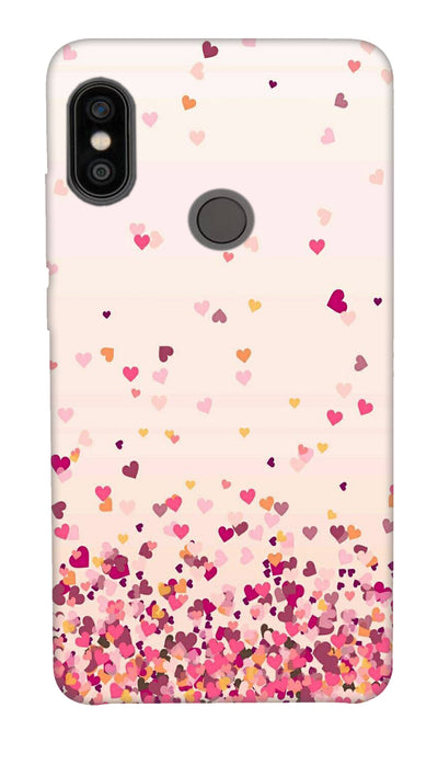 Sprinkle hearts Hard Case For Redmi Note 5 Pro