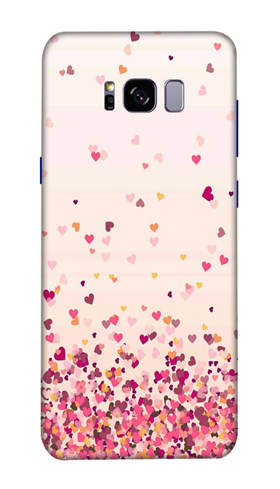 Sprinkle hearts Hard Case For Samsung S8 Plus