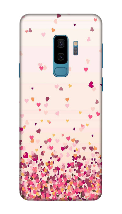 Sprinkle hearts Hard Case For Samsung S9 Plus