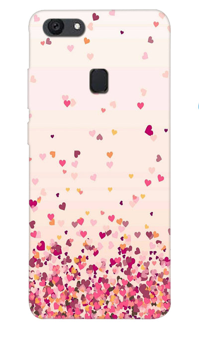 Sprinkle hearts Hard Case For Oppo F5