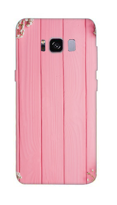 Pink stripes Hard Case For Samsung S8