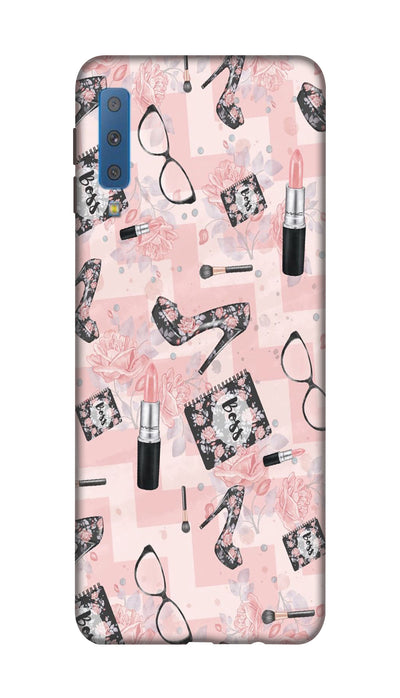 Girls things Hard Case For Samsung A7