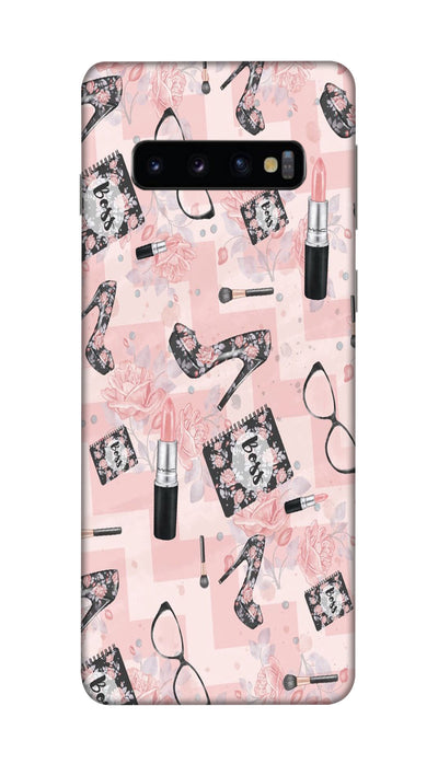 Girls things Hard Case For Samsung S10