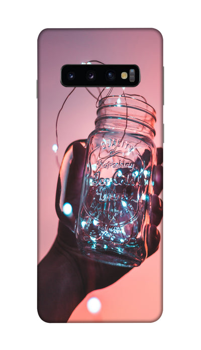 Spark jar Hard Case For Samsung S10
