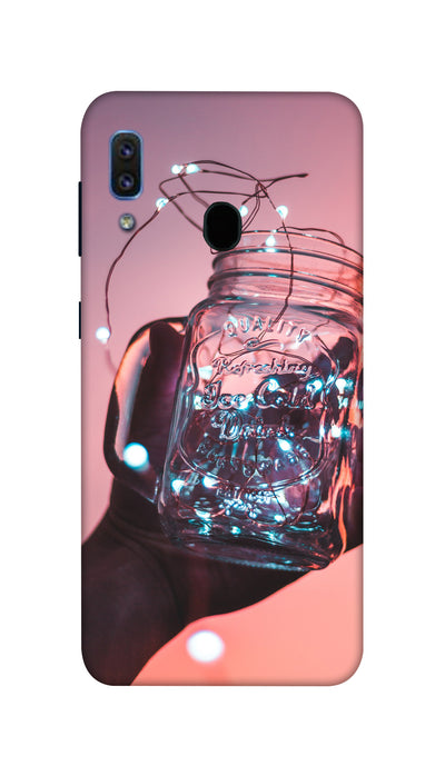 Spark jar Hard Case For Samsung A30