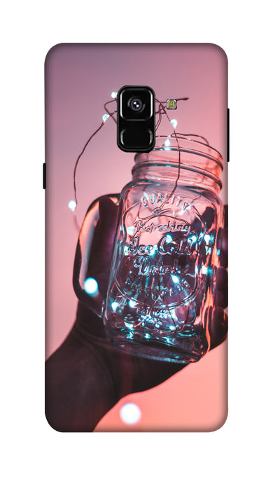 Spark jar Hard Case For Samsung A8