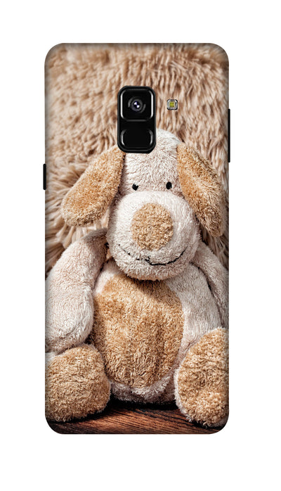 Teddy Hard Case For Samsung A8