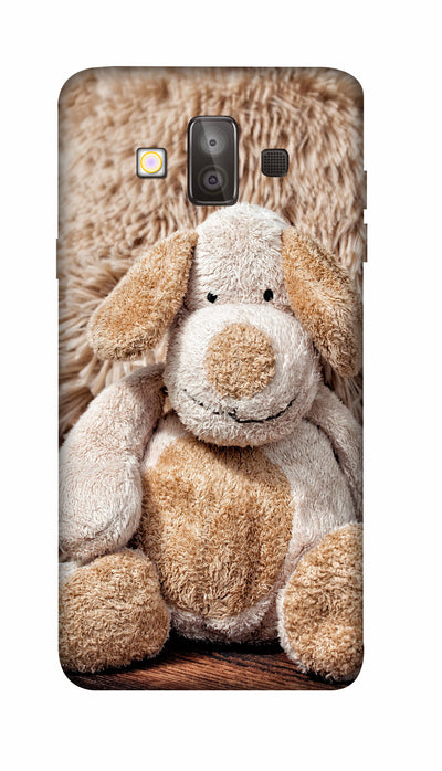 Teddy Hard Case For Samsung J7 Duo