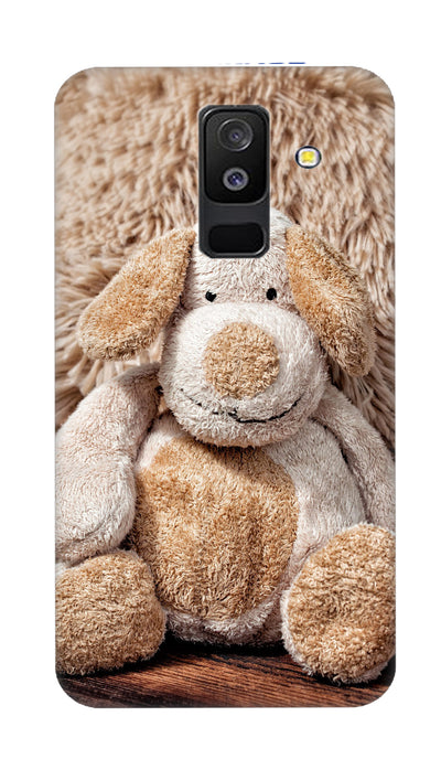 Teddy Hard Case For Samsung A6 Plus