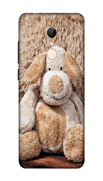 Teddy Hard Case For Redmi 5