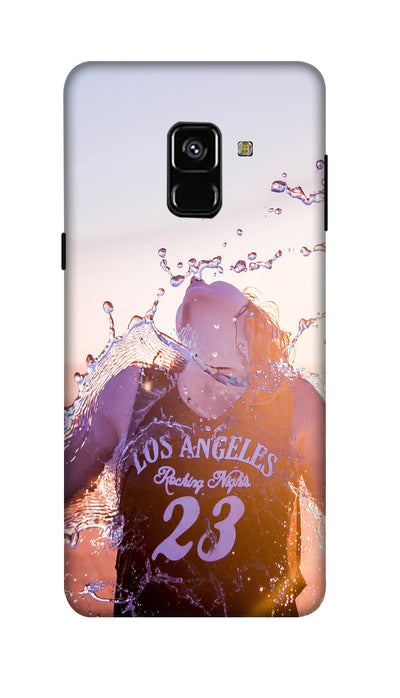 Drops  Hard Case For Samsung A8