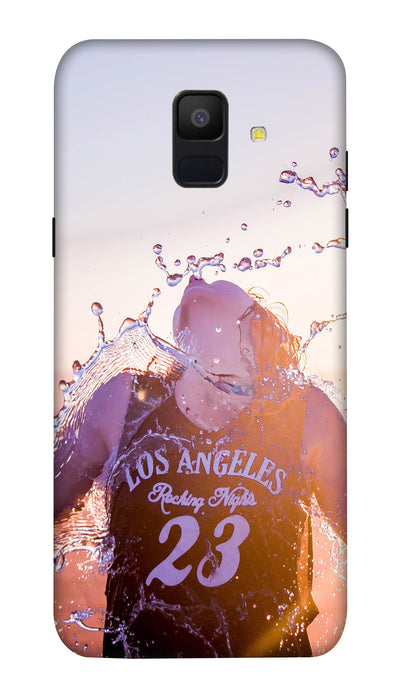 Drops  Hard Case For Samsung A6