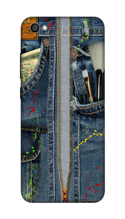 Jeans pocket Hard Case For Redmi Y1 Lite