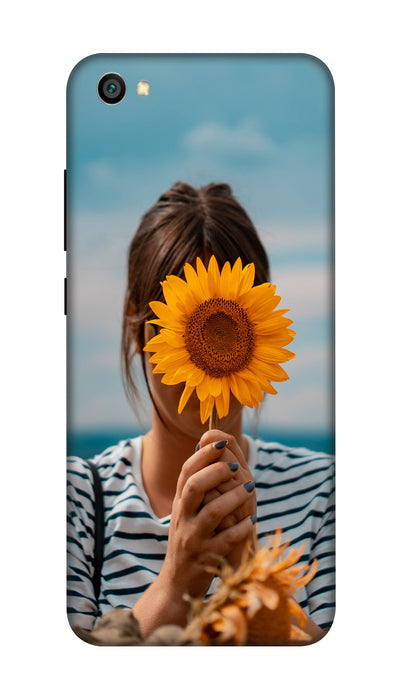 Sunflower Hard Case For Redmi Y1 Lite