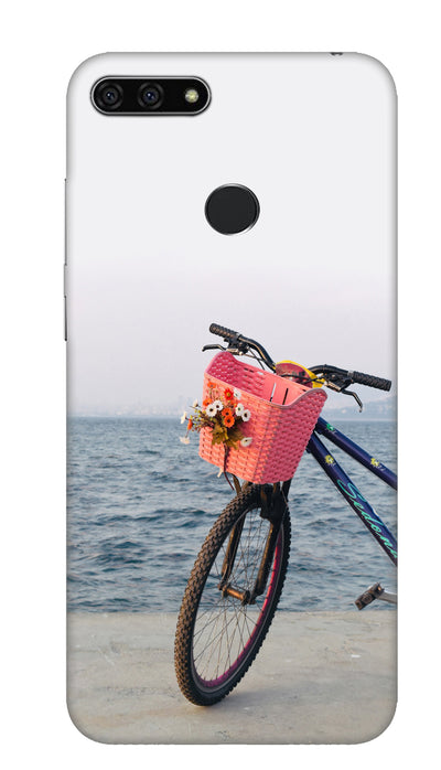 Sea bycycle Hard Case For Honor 7A