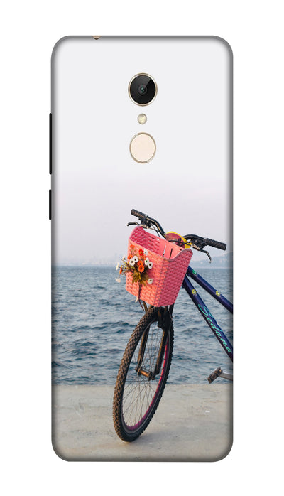 Sea bycycle Hard Case For Redmi 5