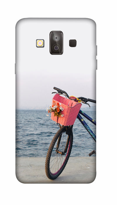 Sea bycycle Hard Case For Samsung J7 Duo
