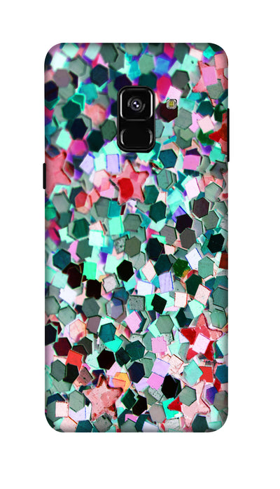 little shapes Hard Case For Samsung A8